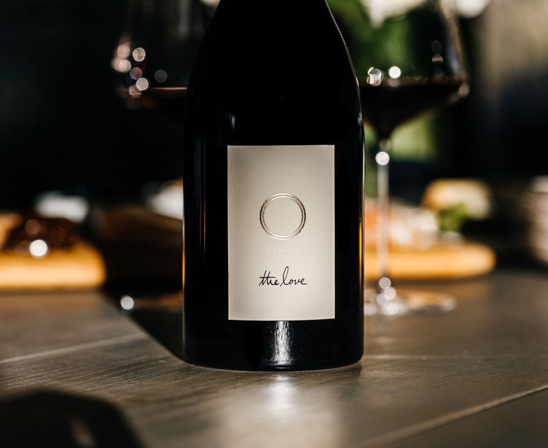2018 'the love' Russian River Valley Pinot Noir