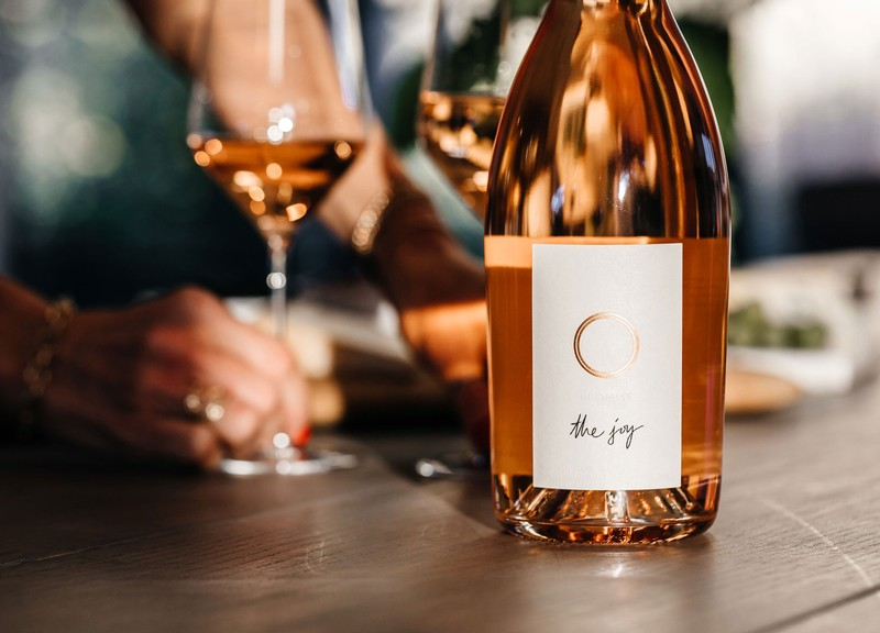2020 'the joy' Rosé of Pinot Noir